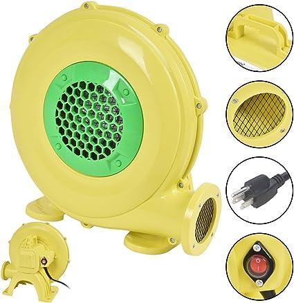 Amazon.com: Bomba de aire soplador ventilador 480 W 0.64hp ...