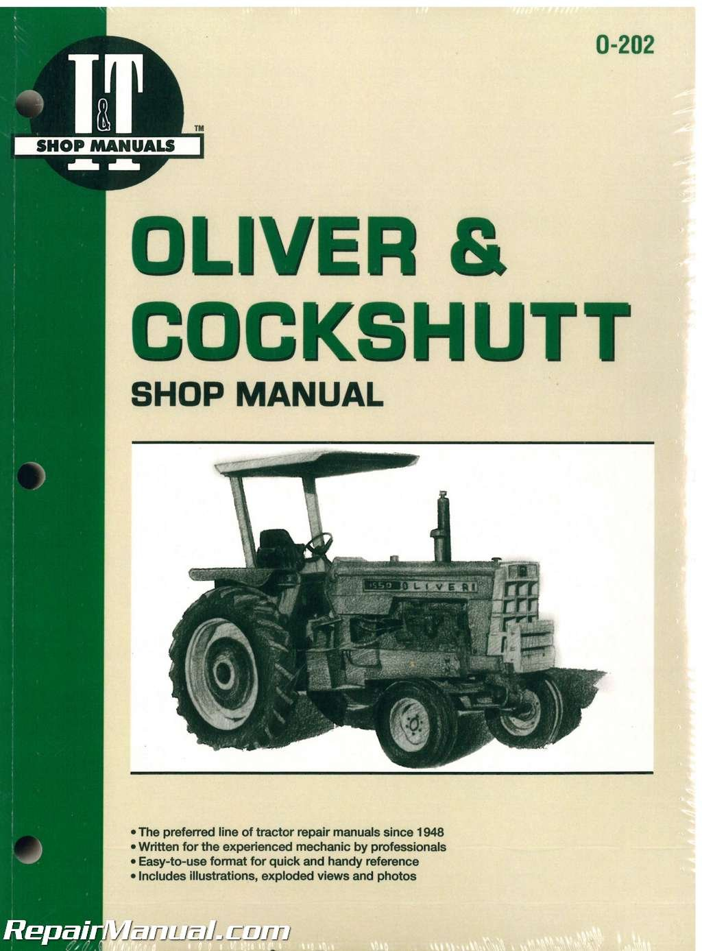 Oliver 880 Tractor Wiring Diagram | Wiring Diagram on