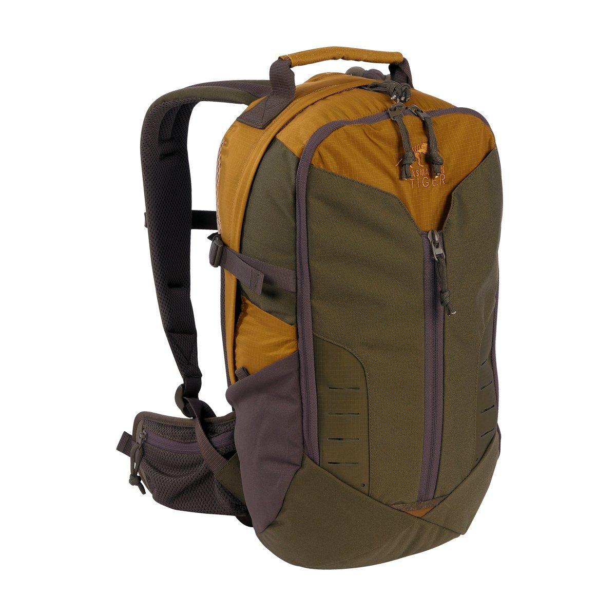 タスマニアンタイガー タックパック 22L 7729 Tasmanian Tiger Tac Pack【正規輸入代理店直売】  オリーブ331 B01G9XEJE4