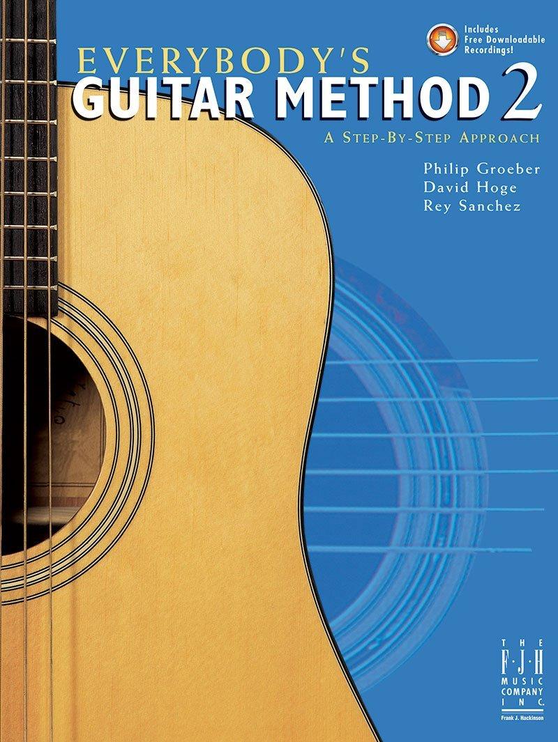 Everybody's Guitar Method, Book 2 PDF