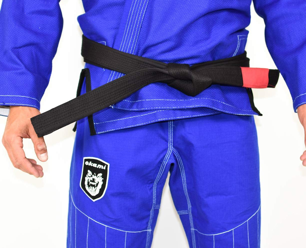 OKAMI Fightgear Uomo Shield BJJ GI