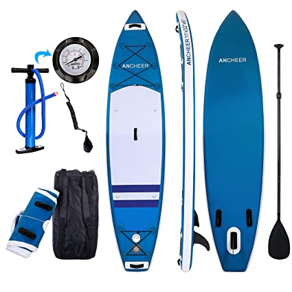 Amazon.com  ANCHEER Inflatable Stand Up Paddle Board 10  7b14932ec
