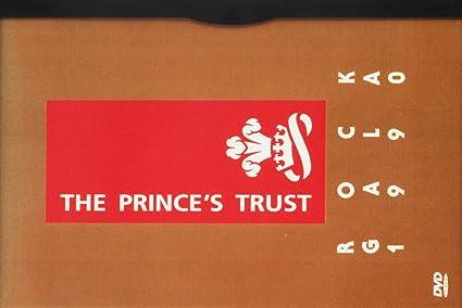Amazon.com: Princes Trust Rock Gala 1990: Cine y TV
