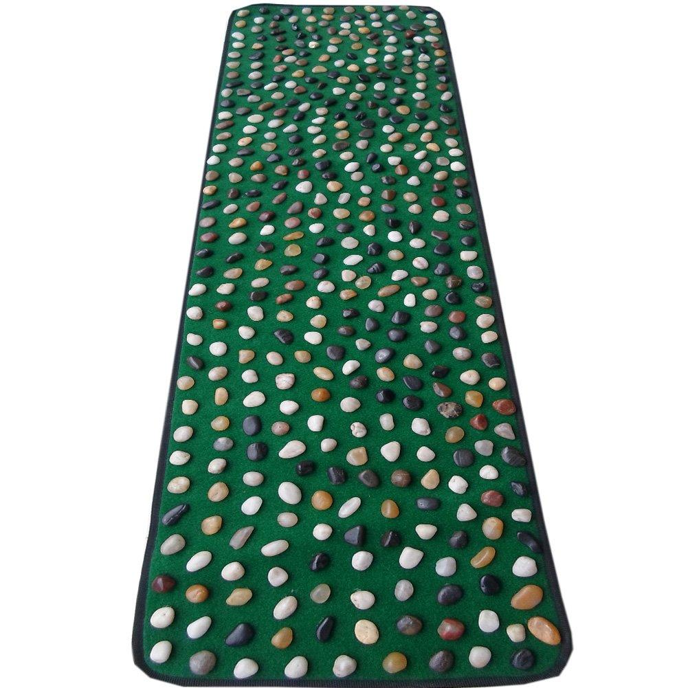 EliteShine Healthcare Foot Massage Mat Kitchen Bathroom Doormat Rug