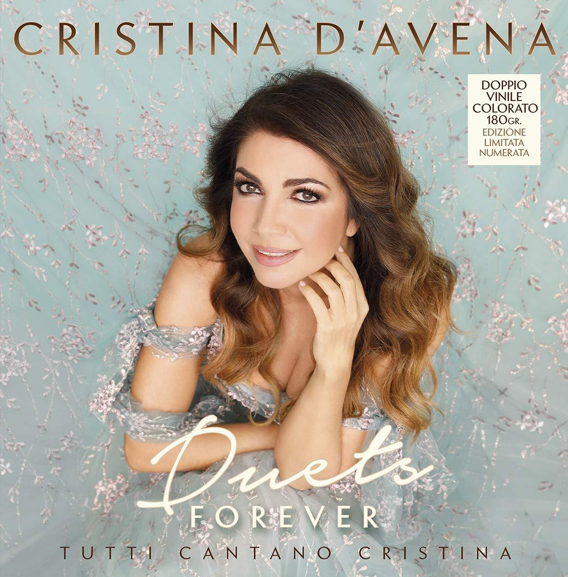 Vinilo : Cristina D'Avena - Duets Forever: Tutti Cantano Cristina (Italy - Import)