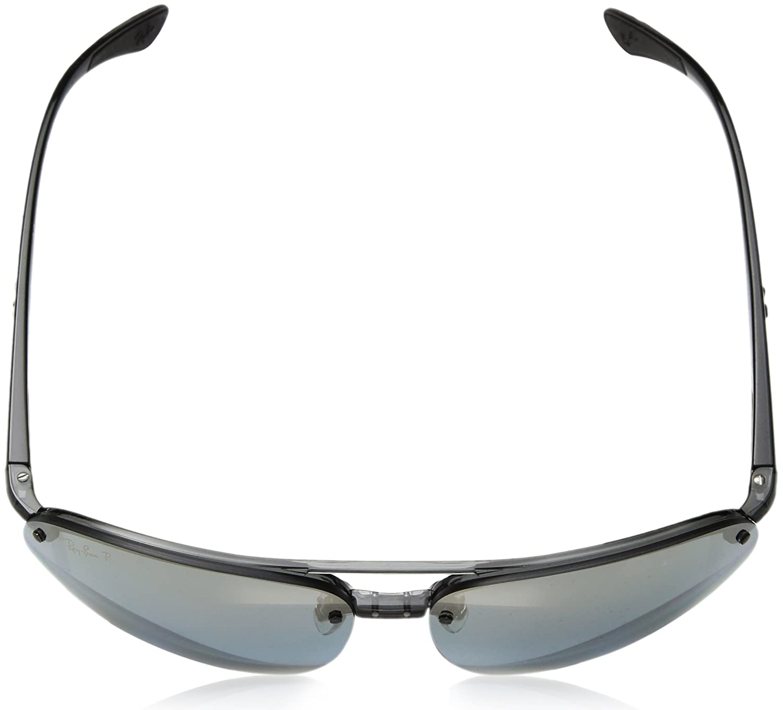 Ray-Ban 0RB4293Ch, Gafas de Sol para Hombre, Gris (Blue Gradient ...