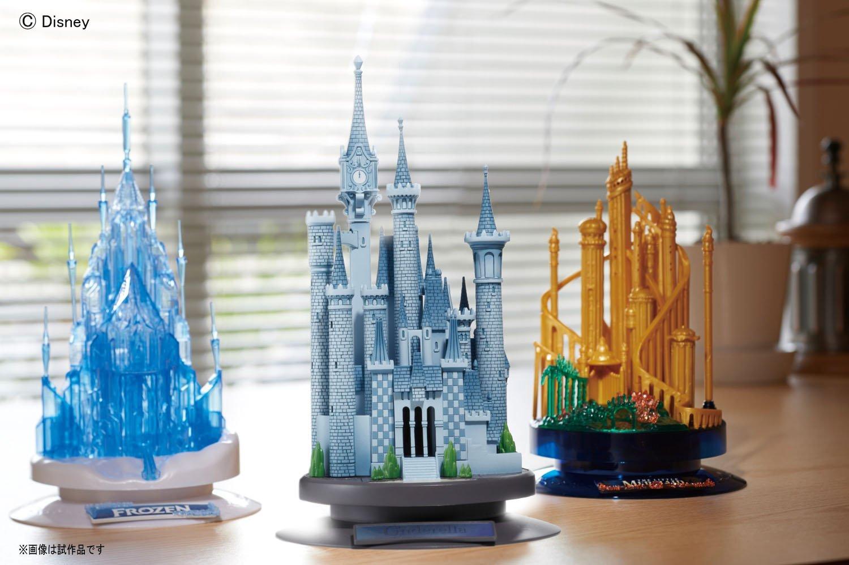 Amazon.com: Bandai Castle Craft Collection Cinderella by Bandai ...