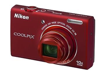 Nikon COOLPIX S6200 Camera Download Driver