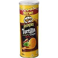 Pringles Tortilla Chips Spicy Chilli Producto de Aperitivo