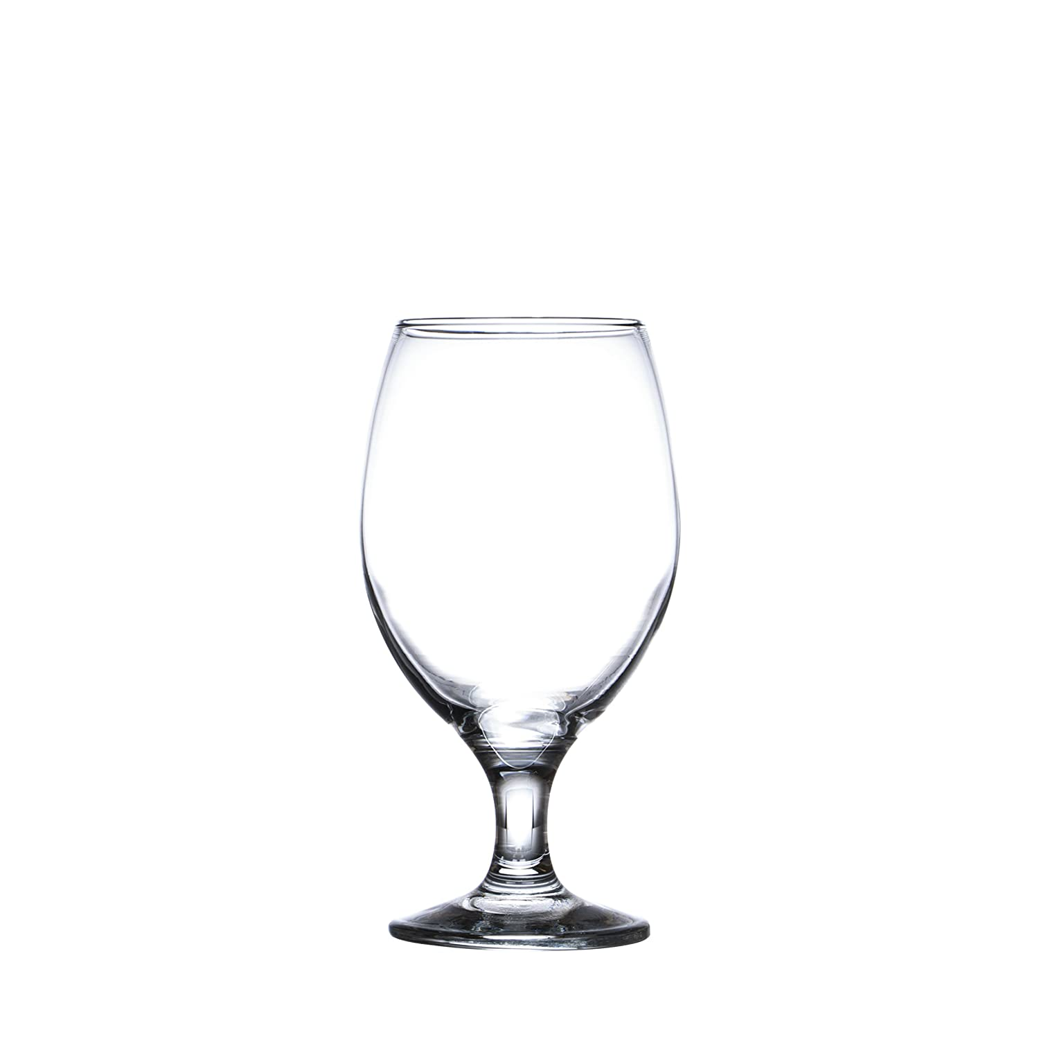Restaurant/&Hotel Quality 13.5 Oz Durable Tempered Glass BISTRO 12-Piece Water//Beverage Glasses Set