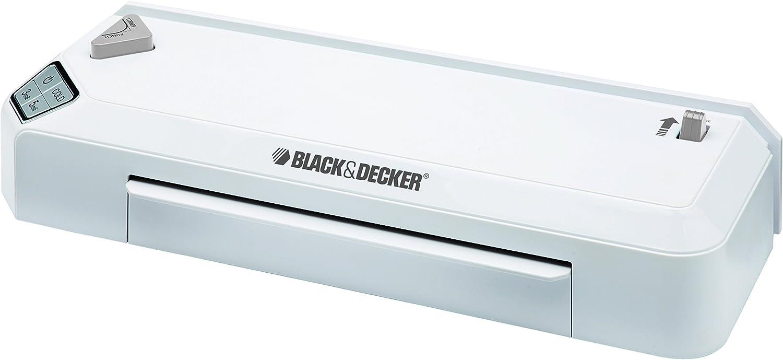 "BLACK + DECKER Flash9.5"" Fast Heat Thermal Laminator, Hot/Cold (LAM95)"