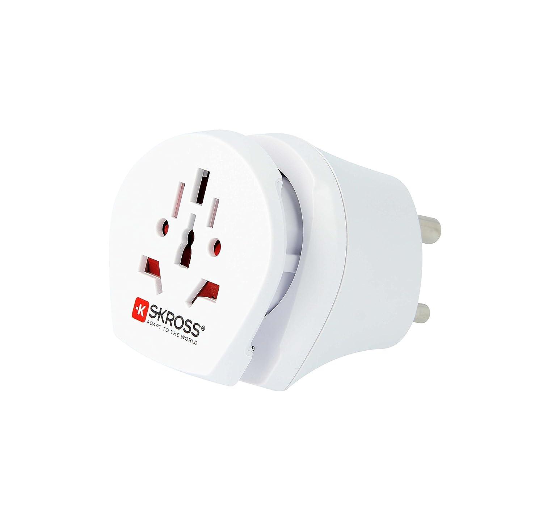 Skross Combo adapter world to India [SKR1500215] 1.500215