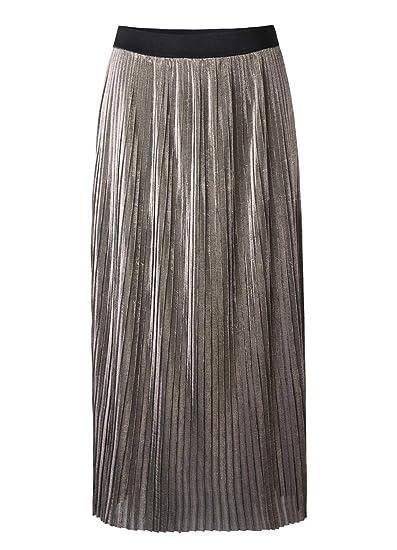 Becksöndergaard 1910488004-810 - Falda Plisada para Mujer, Color ...