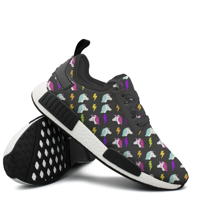dyzing Art Unicorns Women Sport Sneakers Running Shoes