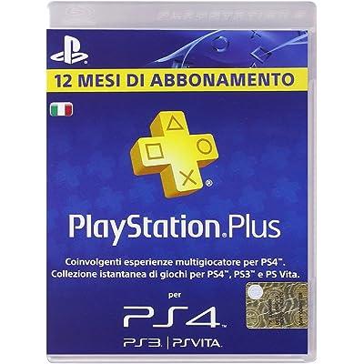 PlayStation 3 - Plus Card 365 Giorni [Importación italiana]