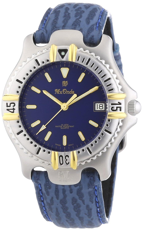 Mx Onda 32-6201-99 - Reloj de Cuarzo para Hombres, Color Azul