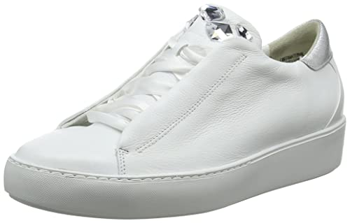 Newest Sale Online Clearance Latest Collections Womens Masterc/Cervo M White/Silver Trainers Paul Green WYO54Ec