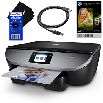 Amazon.com: HP Photo Printer All-in-One Wireless Envy 7120 ...