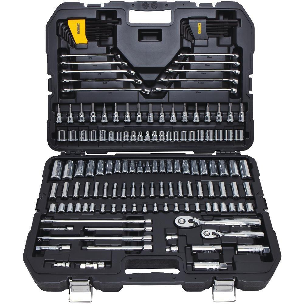 Galleon Dewalt Dwmt72164 156 Piece Mechanics Tool Set
