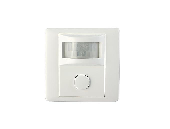 Interruptor de luz, sensor de movimiento por infrarrojos ST02A, para
