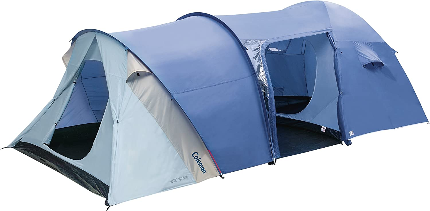 coleman classic canyon 6 tent