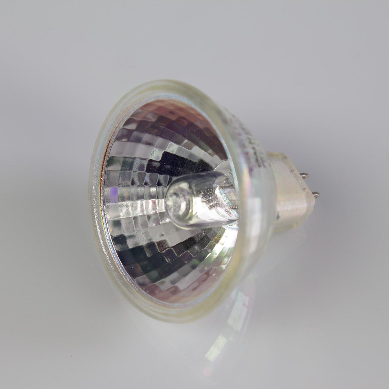 showking–Lámpara ELC 24V/250W/Socket GX de 5,3/3300K/50h/50mm Reflection etkor/blanco–bipin MR16-GX5,3