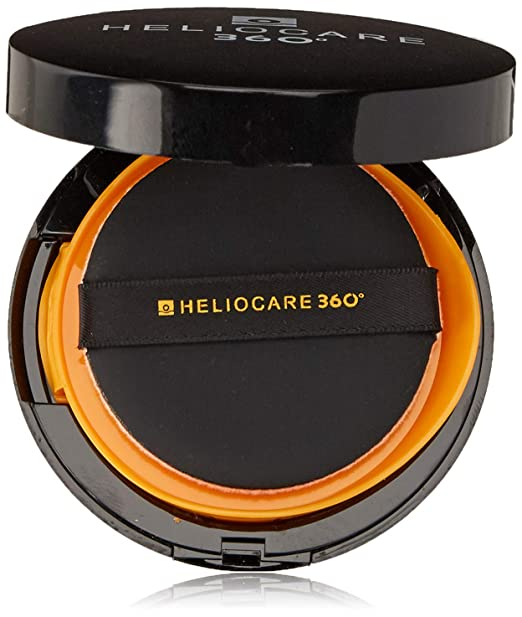 Amazon.com: Heliocare 360 Color Cushion Compact SPF50+ 15g ...
