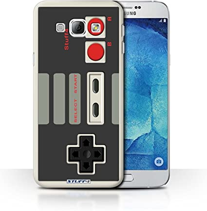 Carcasa/Funda STUFF4 dura para el Samsung Galaxy A8 / serie: Consola de juegos: Amazon.es: Electrónica