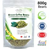 Sinew Nutrition Green Coffee Beans for Weight Management - 800 g