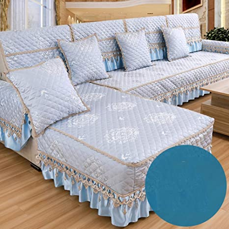 Peachy Amazon Com Over Pk Non Slip Cloth Sofa Cover Stain Caraccident5 Cool Chair Designs And Ideas Caraccident5Info