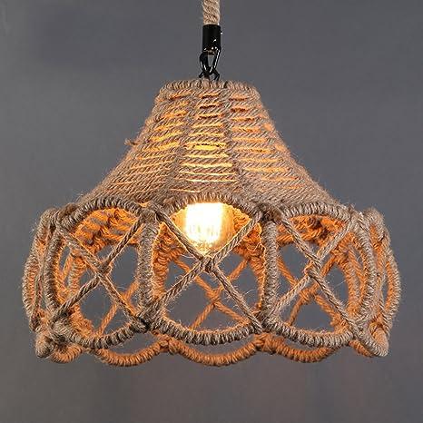 Lámpara Colgante de Techo Plafón Industriales Retro Vintage ...