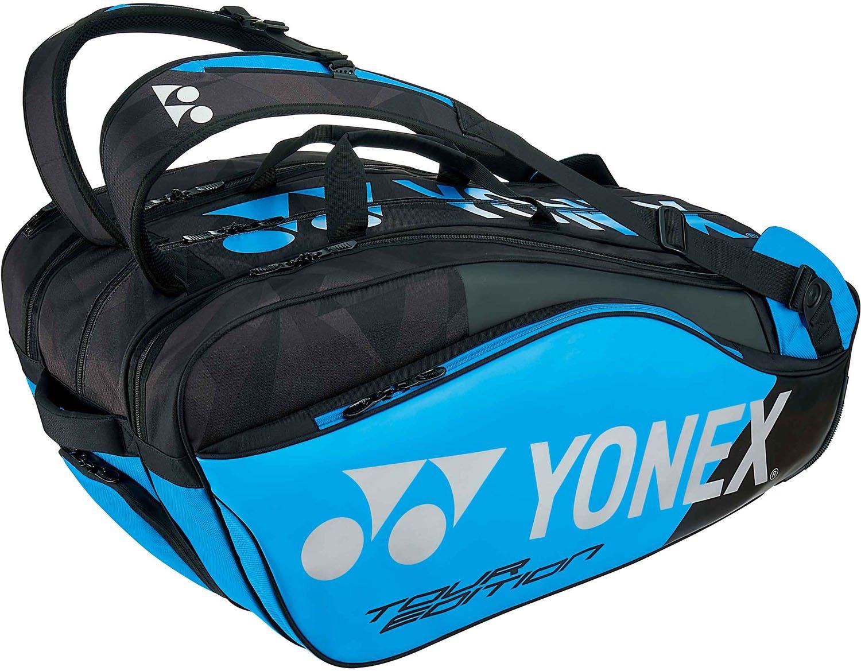 ヨネックス(YONEX) テニス バッグ ラケットバッグ9 (リュック付きテニスラケット9本用) BAG1802N B0775TTRB9 インフィニットブルー(506) インフィニットブルー(506)