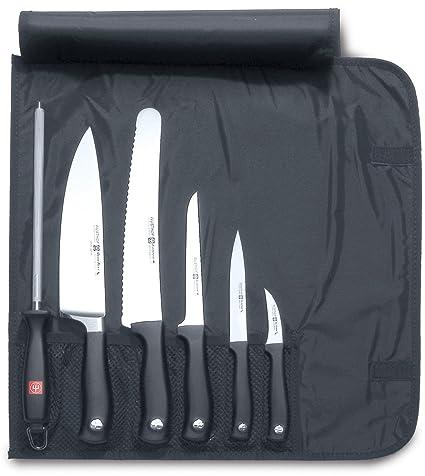 Compra Wüsthof 9783 - Estuche para Cuchillos de Cocina ...