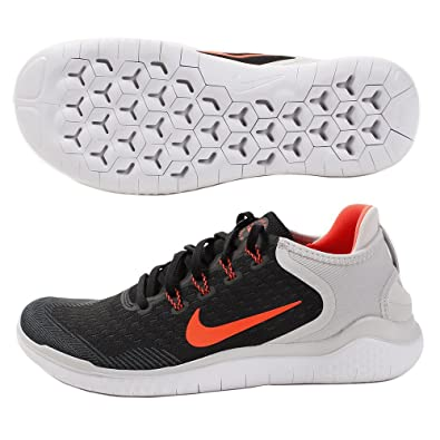 best service 5a571 3781a ... usa nike mens free rn 2018 black total crimson vast grey white running  shoes 1e068 fe2bd