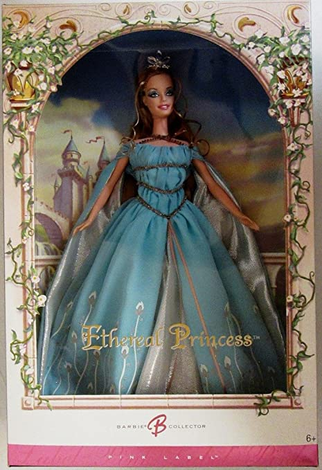 Amazon.com: Barbie Collector Ethereal Princess Barbie Doll: Toys & Games