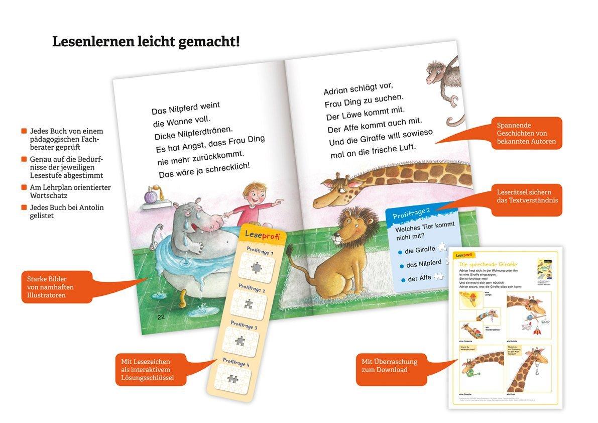 Leseprofi - Glücksgalopp und Ponyträume, 1. Klasse: Meine schönsten ...
