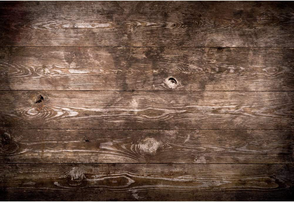 LFEEY 5x3ft Wood Backdrops for Photography Grunge Wood Vintage Worn Wooden Boards Background Seamless Backdrop Gray Wood Photo Backgrounds Wood Wall Wrinkle Free Photography Backdrops Photo Studio