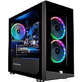 iBUYPOWER Gaming PC Computer Desktop Element Mini 9300 (AMD Ryzen 3 3100 3.6GHz, AMD Radeon RX 550 2GB, 8GB DDR4 RAM…