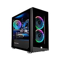 iBUYPOWER Pro Gaming PC Computer Desktop 167A (AMD Ryzen 5 3600 3.6GHz, NVIDIA GeForce GT 730 2GB, 8GB DDR4 RAM, 240GB SSD, WiFi Ready, Windows 10 Home)