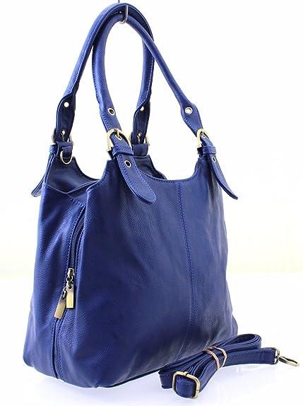 SonSacs Longamp; À Bleu Femme Noir MarineM Main 8wOmvnN0
