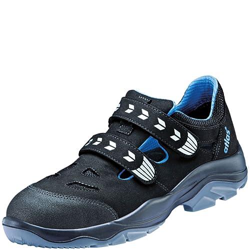 Atlas Sandalias S1 ESD TX 360 Negro ESD: Amazon.es: Zapatos y complementos