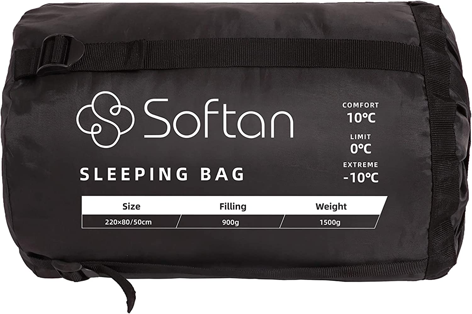 Camping /& Outdoor Activities Water Resistant 4 Season Sleeping Bags for Adults Hiking Lightweight Traveling Softan Portable Mummy Sleeping Bag with Compression Sack