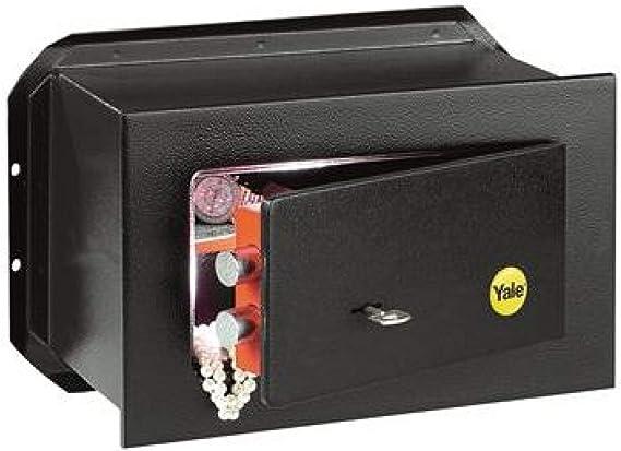 Yale YWV/230/KB1 - Caja Fuerte de Pared con Llave: Amazon.es ...