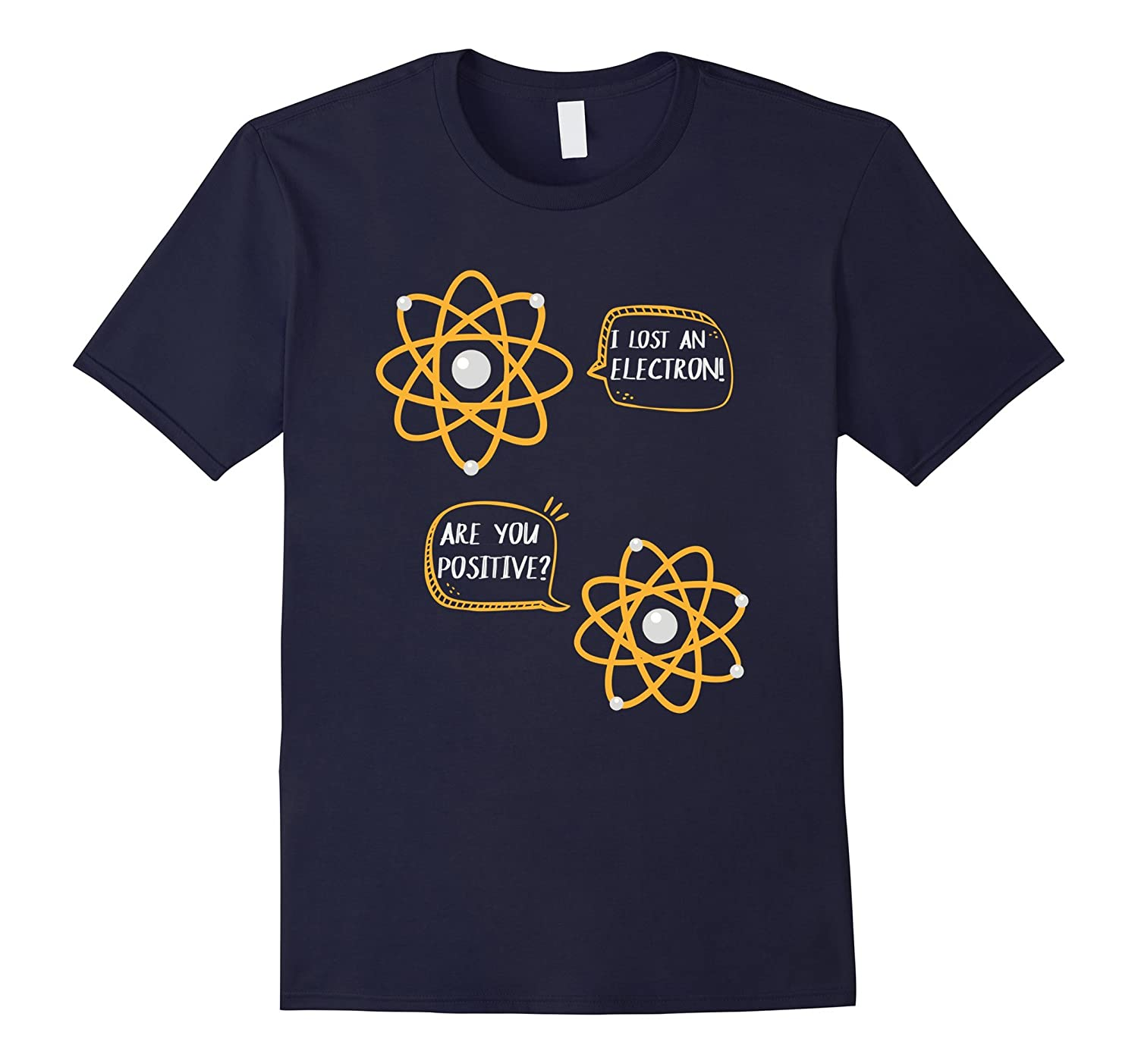 I Lost An Electron Shirt-Loveshirt