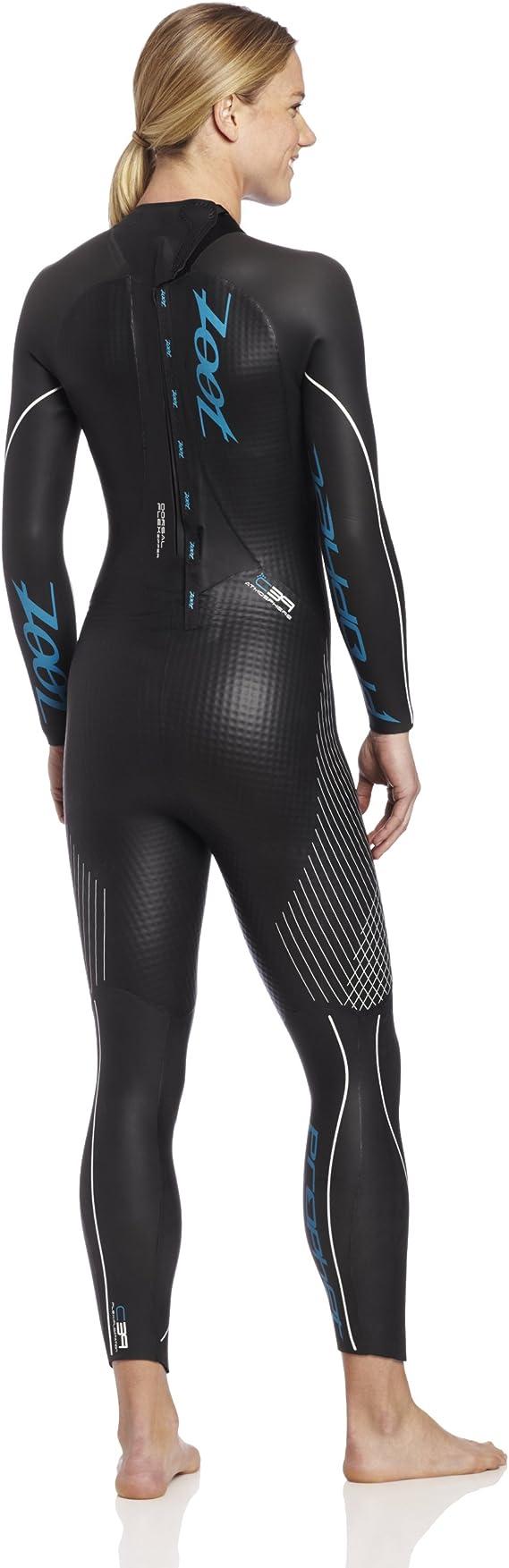 Retail $675 NEW Zoot Womens Triathlon Wetsuit Prophet 2.0 Wetzoot