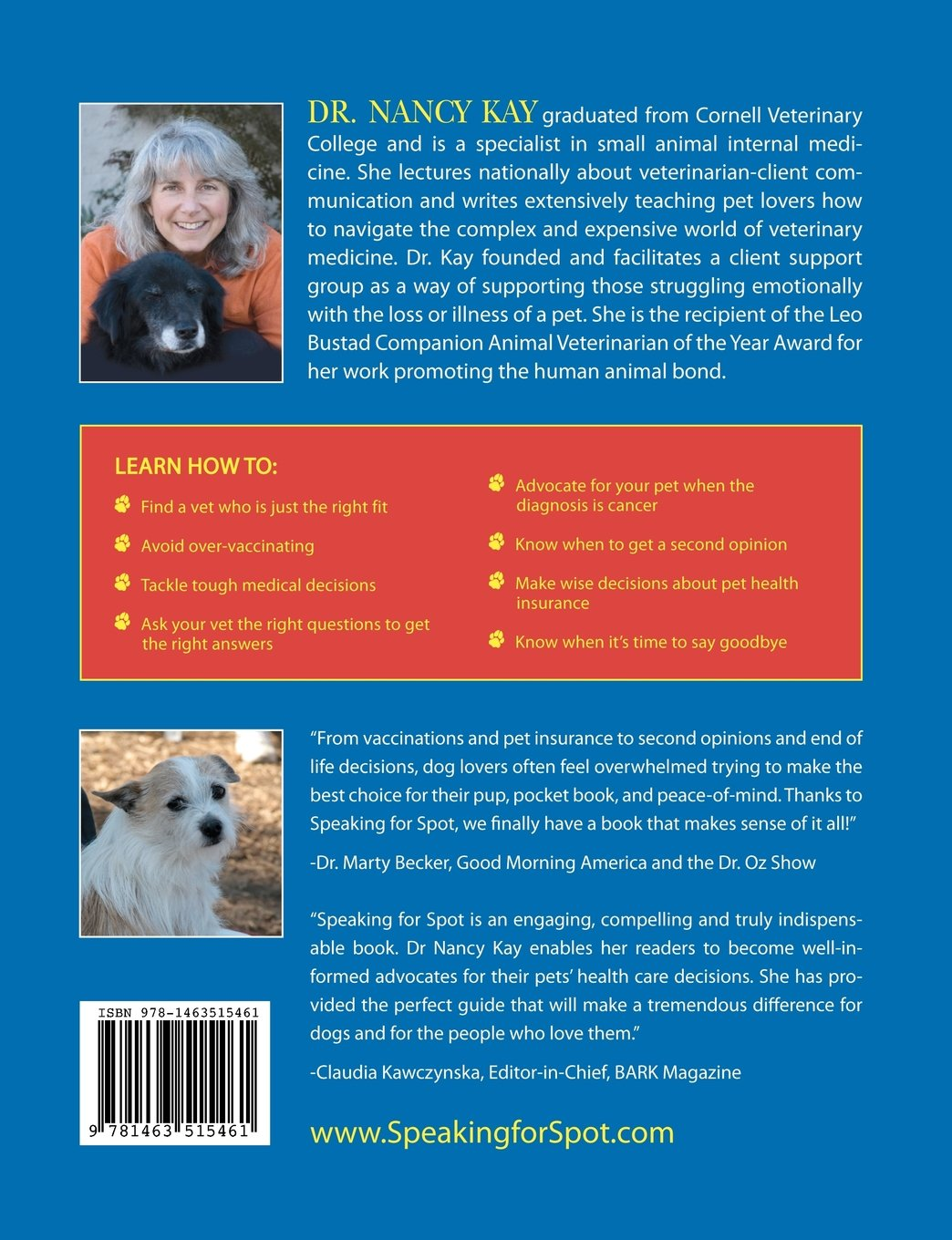 Speaking for Spot: Be the Advocate Your Dog Needs to Live a Happy