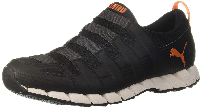 Puma Unisex's OSU V4 Fm Black-Periscope-vermillio Running Shoes Fat burning tip