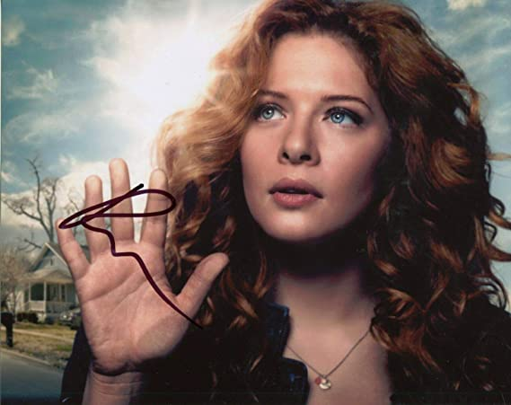 Rachelle Lefevre Signed Under The Dome Twilight New Moon