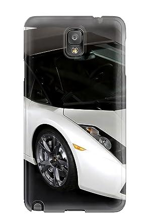 Amazon Com For Galaxy Note 3 Protector Case Lamborghini Hd 1080p