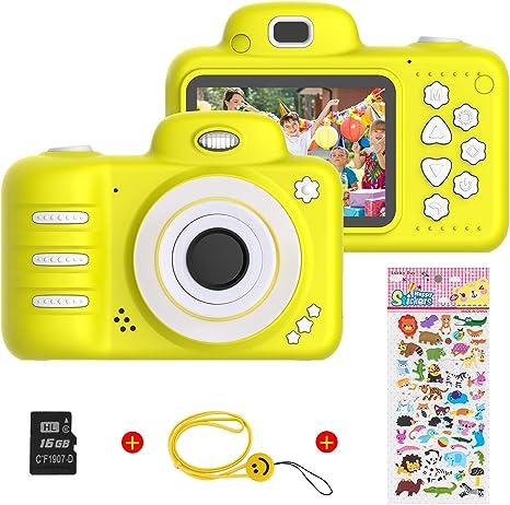 Vannico Camara Fotos, Camara para Niños Cámaras de Video para ...
